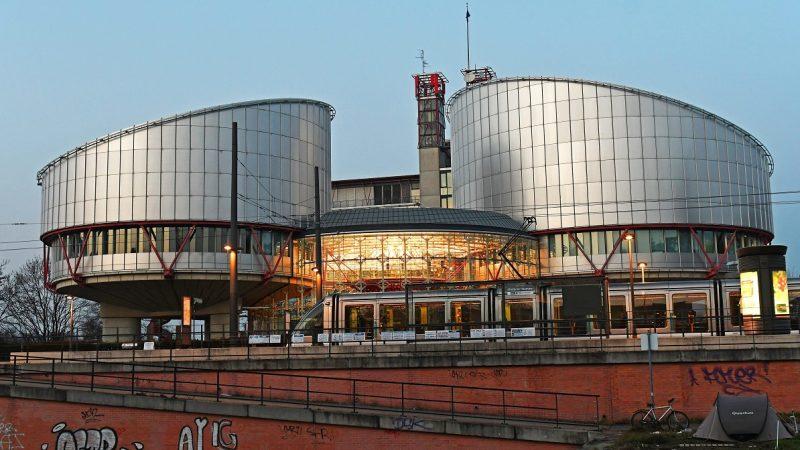 European Court of Human Rights in Strassburg(Strasbourg),Febr. 13, 2017 | usage worldwide