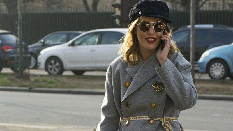 Ksenia Sobchak attends the Christian Dior Haute Couture Spring Summer 2017 show as part of Paris Fashion Week at Musee Rodin on January 23, 2017 in Paris, France.  (Photo by Nataliya Petrova/NurPhoto)