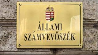 Budapest, 2017. október 7.Az Állami Számvevőszék (ÁSZ) cégtáblája az V. kerületi Apáczai Csere János utca 10. szám alatt.MTVA/Bizományosi: Róka László ***************************Kedves Felhasználó!Ez a fotó nem a Duna Médiaszolgáltató Zrt./MTI által készített és kiadott fényképfelvétel, így harmadik személy által támasztott bárminemű – különösen szerzői jogi, szomszédos jogi és személyiségi jogi – igényért a fotó készítője közvetlenül maga áll helyt, az MTVA felelőssége e körben kizárt.