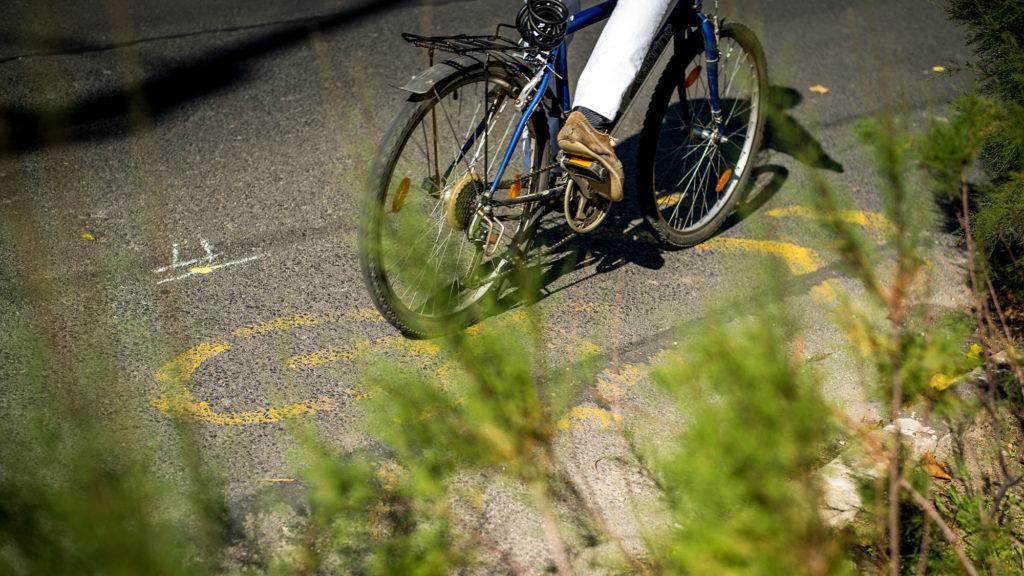 BKK: A nagykörút néhány nap alatt a város egyik legforgalmasabb bicikliútja lett
