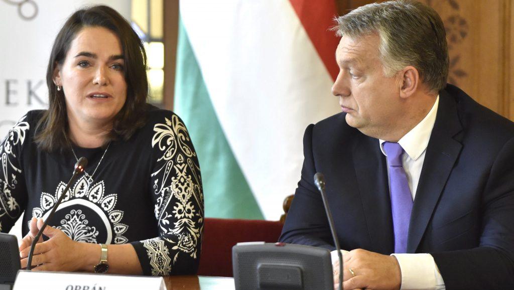 Novák Katalin: Magyar Idők: Novák Katalin Lesz A Fidesz új Alelnöke