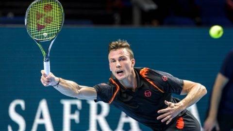 Fucsovics tovább javította világranglista-rekordját