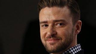 Cannes, 2013. május 19. Justin Timberlake amerikai színész-énekes az Inside Llewyn Davis címû filmjének bemutatója alkalmából tartott sajtóértekezleten a 66. Cannes-i Nemzetközi Filmfesztiválon 2013. május 19-én. (MTI/EPA/Guillaume Horcajuelo)
