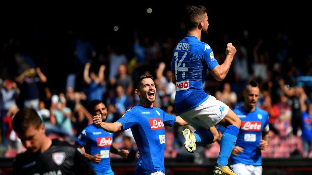 f69dae2400 Ilyen csapatot még nem látott Olaszország, mint a mostani Napoli | 24.hu