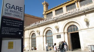 France, Provence, Bouches du Rhône, Marseille, St Charles railway station
