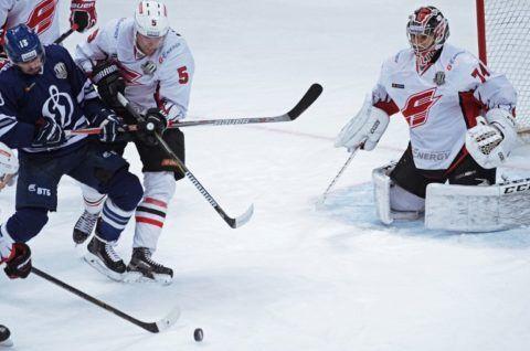 Az űrből hozzák a korongot az orosz hokibajnokság döntőjére