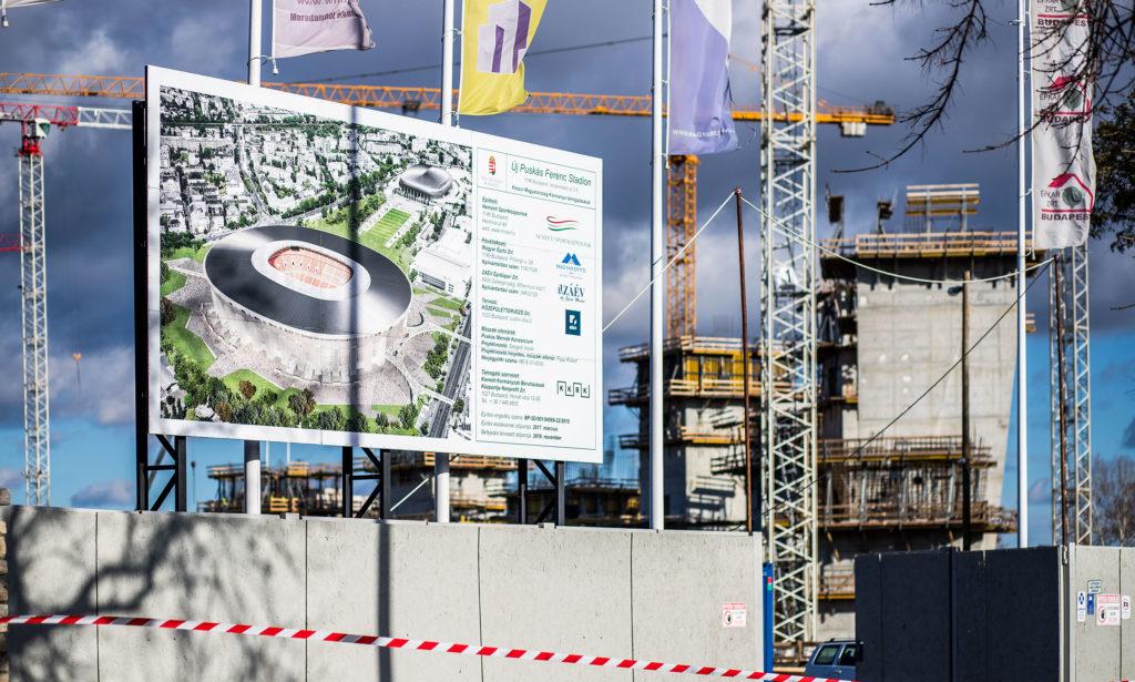 A Puskás-stadion Münchennel kerülhet párba a 2020-as foci-Eb-n  62cda81b1c