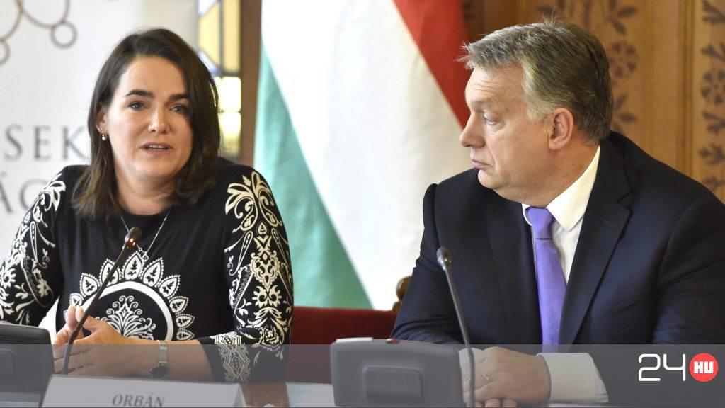 Novák Katalin: Novák Katalin Lesz A Fidesz új Alelnöke