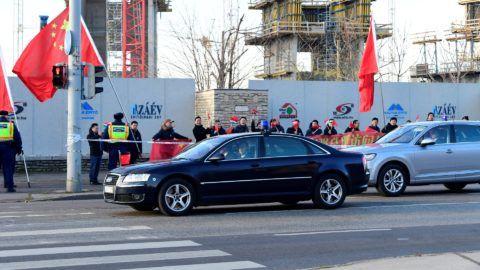 Kína-KKE-csúcs - Gazdasági és kereskedelmi fórum