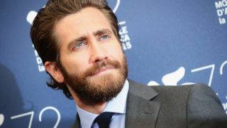 VENICE, ITALY - SEPTEMBER 02:  Jake Gyllenhaal attends the 'Everest'  photocall during the 72nd Venice Film Festival on September 2, 2015 in Venice, Italy.  (Photo by Vittorio Zunino Celotto/Getty Images)