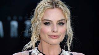 """LONDON, ENGLAND - JULY 05:  Margot Robbie attends the european premiere of  """"The Legend Of Tarzan"""" at Odeon Leicester Square on July 5, 2016 in London, England.  (Photo by Anthony Harvey/Getty Images)"""