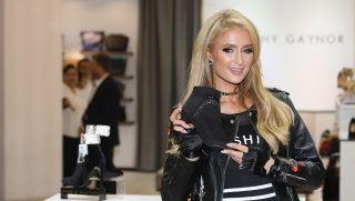 MEXICO CITY, MEXICO - NOVEMBER 07:  Paris Hilton attends the launch of her new shoe line for Dorothy Gaynor at Pabellon Polanco on November 7, 2017 in Mexico City, Mexico.  (Photo by Victor Chavez/Getty Images)