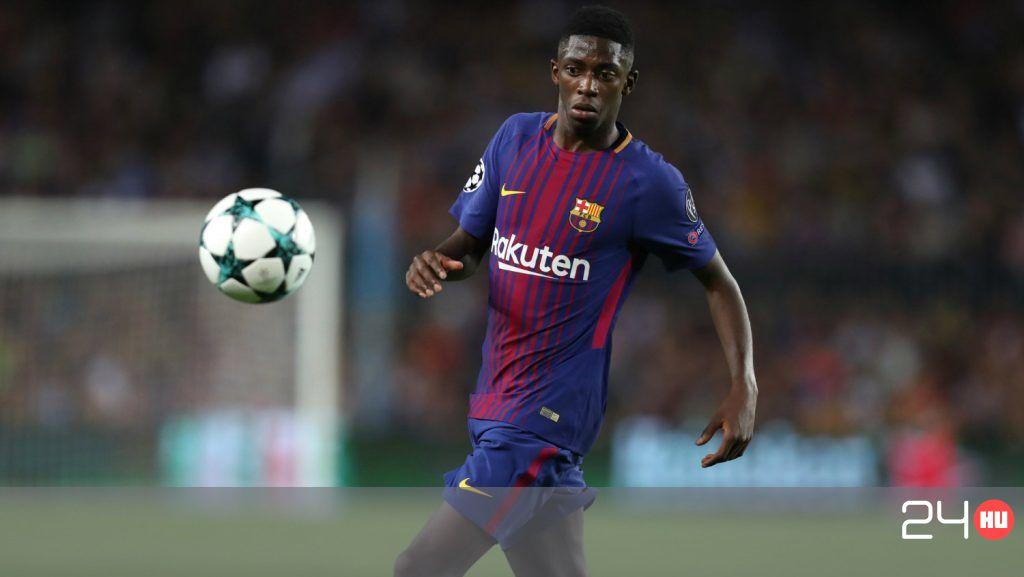 Ousmane Dembélé védelmére kelt csapattársa