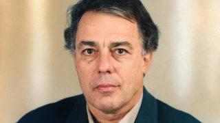 Budapest, 1990-es évekFeledy Péter újságíró, rádió- és tévériporter. A felvétel készítésének pontos dátuma és készítője ismeretlen.MTV Fotó: -