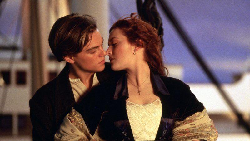 Titanic Year : 1997 USA Director : James Cameron Leonardo Di Caprio, Kate Winslet