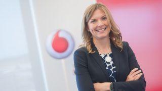 Amanda Nelson, a Vodafone Malta eddigi és a Vodafone Magyarország jövendőbeli vezérigazgatója. fotó: Vodafone