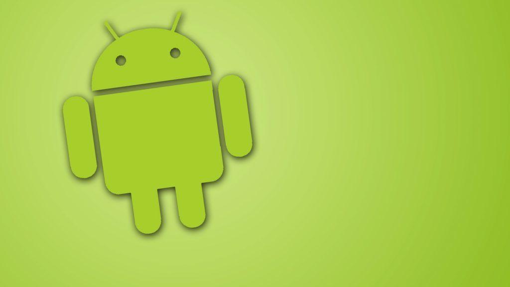 2012-07-03 Logo of Android. ANP XTRA LEX VAN LIESHOUT
