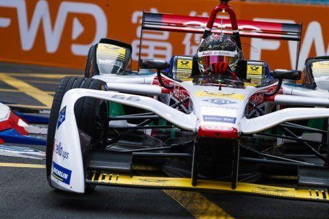 Drámai nyitány Formula-E-ben kizárták a futamgyőztest