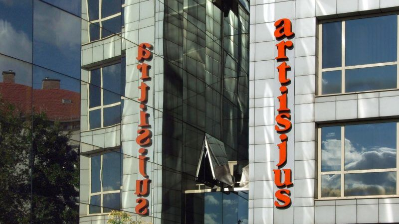 Budapest, 2017. október 24. Az Artisjus Magyar Szerzõi Jogvédõ Iroda Egyesületnek is otthont adó székház a fõváros I. kerületében, a Mészáros utca 15-17-ben. MTVA/Bizományosi: Jászai Csaba  *************************** Kedves Felhasználó! Ez a fotó nem a Duna Médiaszolgáltató Zrt./MTI által készített és kiadott fényképfelvétel, így harmadik személy által támasztott bárminemû – különösen szerzõi jogi, szomszédos jogi és személyiségi jogi – igényért a fotó készítõje közvetlenül maga áll helyt, az MTVA felelõssége e körben kizárt.