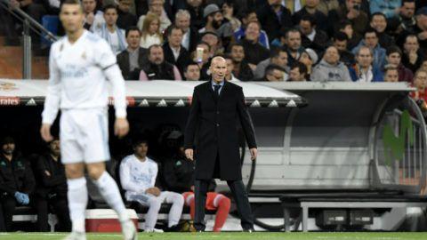 Zidane szerint is Cristiano Ronaldo minden idők legjobbja