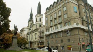 Visszakapja tornyát a Petőfi téri ortodox templom