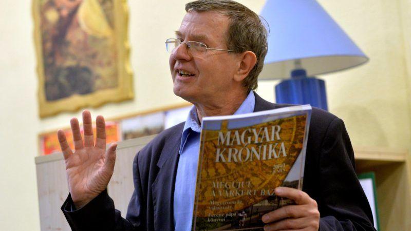Megjelent a Magyar Krónika első száma