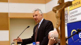 Új Közös Európánk - Konferencia a Sapientia Hittudományi Főiskolán