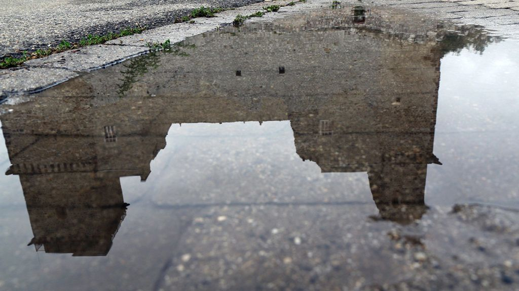 Miskolc, 2017. szeptember 3.A diósgyőri vár Miskolcon 2017. szeptember 3-án. Hamarosan megkezdődik a vár rekonstrukciójának második és harmadik üteme.MTI Fotó: Vajda János