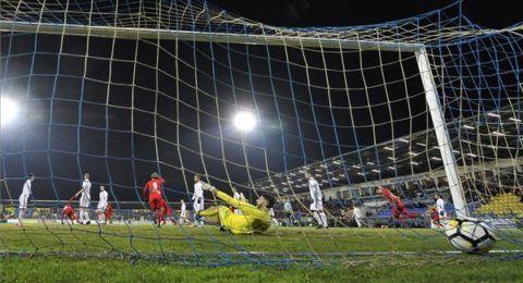 Öt gól, kettő piros a Diósgyőr-Debrecen rangadón