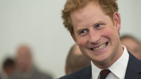 LONDON, ENGLAND - JUNE 9:   Prince Harry attends a reception ahead of the Gurkha 200 pageant in the grounds of the Royal Hospital Chelsea on June 9, 2015 in London, United Kigndom. The event is part of the bicentenary celebrations of Nepalese Gurkha soldiers in the British armed forces. Since first serving as part of the army in British-run India in 1815, they have built a reputation for ferocity, loyalty and razor-sharp kukri fighting knives and 26 of their members have been awarded the Victoria Cross, Britain's highest military award for bravery. (Photo by Alastair Grant - WPA Pool /Getty Images)