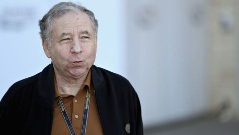 AUSTIN, TX - OCTOBER 22: FIA President Jean Todt in the Paddock after qualifying for the United States Formula One Grand Prix at Circuit of The Americas on October 22, 2016 in Austin, United States.  (Photo by Mark Thompson/Getty Images)