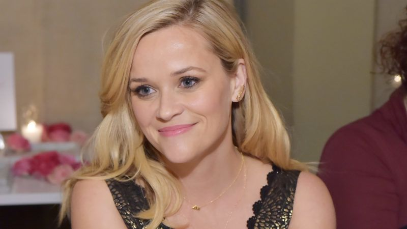WEST HOLLYWOOD, CA - DECEMBER 04:  Reese Witherspoon attends Molly R. Stern X Sarah Chloe Jewelry Collaboration Launch Dinner on December 4, 2017 in West Hollywood, California.  (Photo by Stefanie Keenan/Getty Images for Sarah Chloe Jewelry)