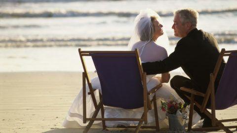 67 évig vártak az esküvőre