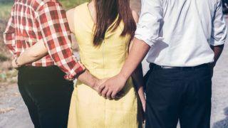 Men have secret lover, adulterer, gay