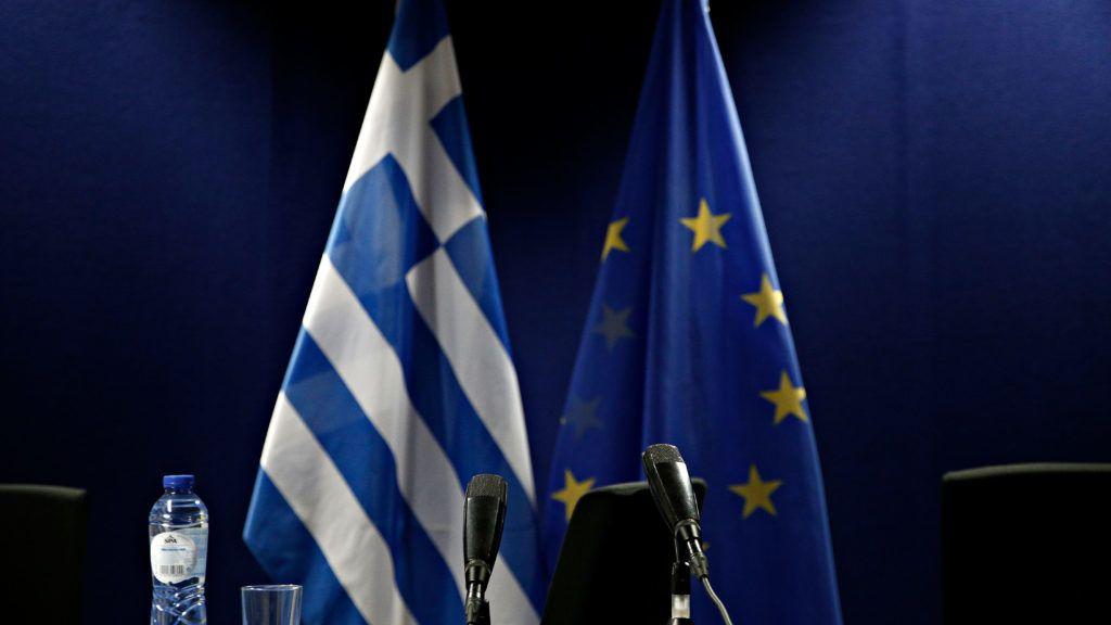 Európa újra megmenti Görögországot