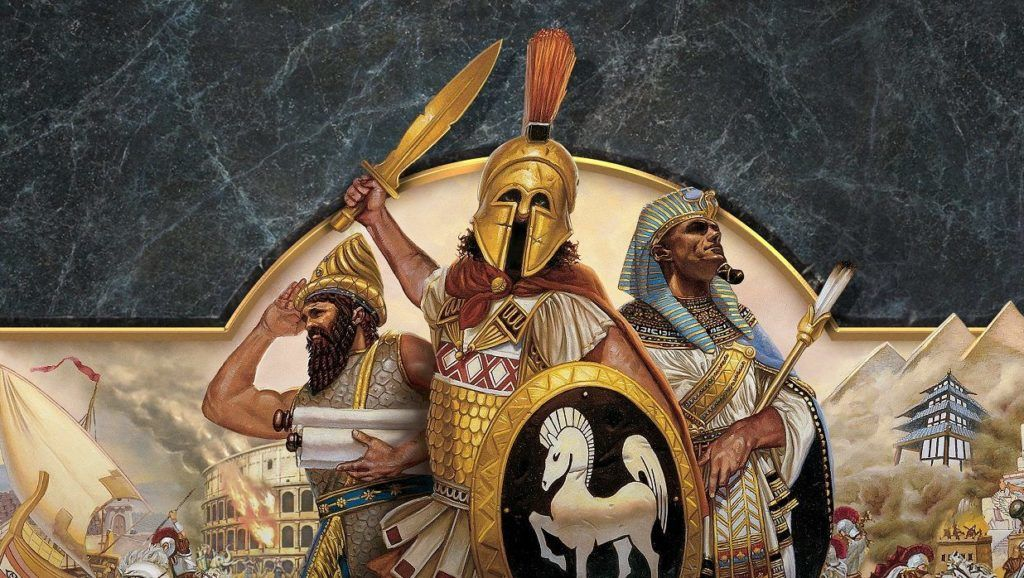 Age of Empires Horizontal