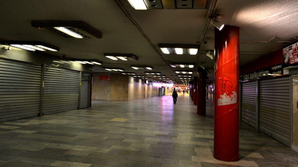 Kereskedelem - Budapest - Vasárnap zárva tartó üzletek