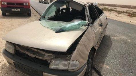 Súlyos cserbenhagyásos baleset a Budapest-Bamako ralin