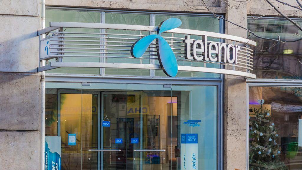 Budapest, 2018. január 4. Telenor Magyarország Zrt. üzlete a Károly körút 3/a sz. alatt. A Telenor Magyarország második legnagyobb mobilszolgáltatója. A norvég Telenor Csoport 100%-os tulajdonában álló cég 1994-ben lépett a magyar piacra. MTVA/Bizományosi: Faludi Imre  *************************** Kedves Felhasználó! Ez a fotó nem a Duna Médiaszolgáltató Zrt./MTI által készített és kiadott fényképfelvétel, így harmadik személy által támasztott bárminemû – különösen szerzõi jogi, szomszédos jogi és személyiségi jogi – igényért a fotó készítõje közvetlenül maga áll helyt, az MTVA felelõssége e körben kizárt.