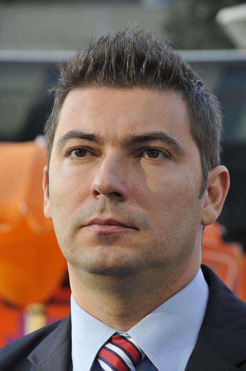 Szolnok, 2008. október 21.Kovács Miklós, az OrangeWays Zrt. vezérigazgatója.MTI Fotó: Mészáros János