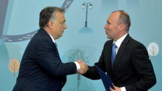 Orbán Viktor Veszprémben