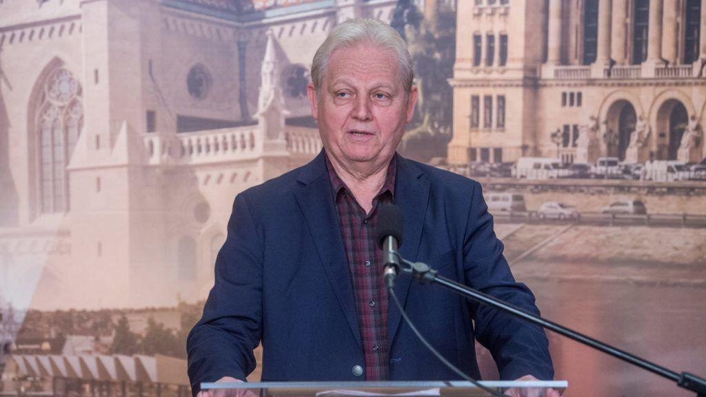 Tarlós István rendkívüli sajtótájékoztatója