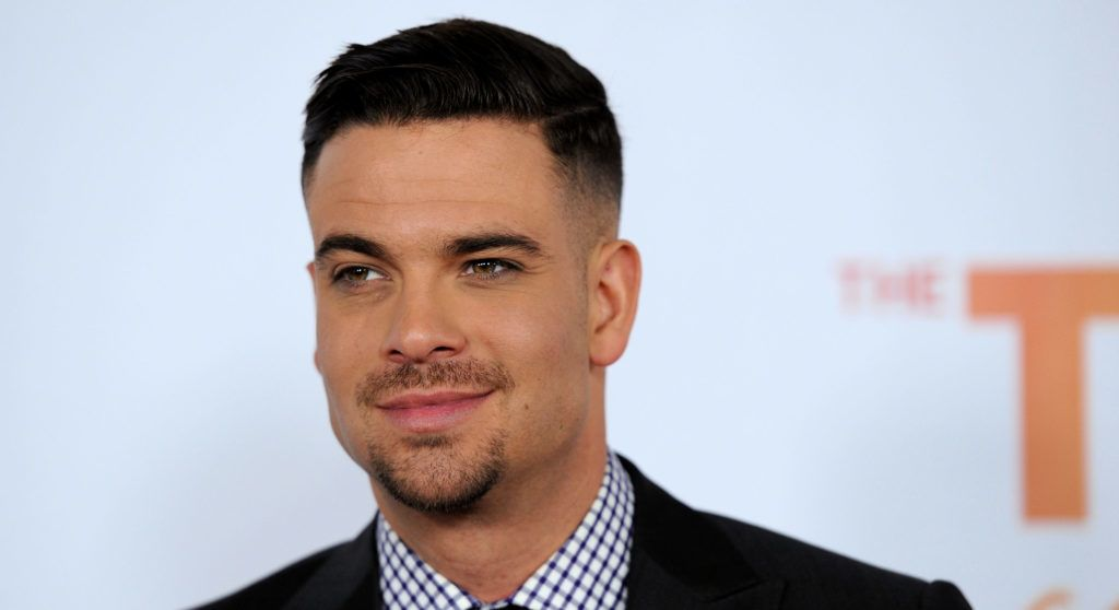 HOLLYWOOD, CA - DECEMBER 08:  Actor Mark Salling arrives at the TevorLIVE Los Angeles Benefit celebrating The Trevor Project's 15th anniversary at the Hollywood Palladium on December 8, 2013 in Hollywood, California.  (Photo by Amanda Edwards/WireImage)