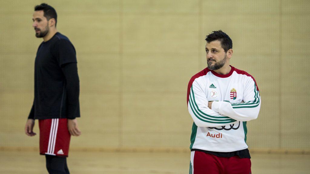 Ljubomir Vranjes: Azért vagyok itt, hogy a magyar kézilabdáért dolgozzak