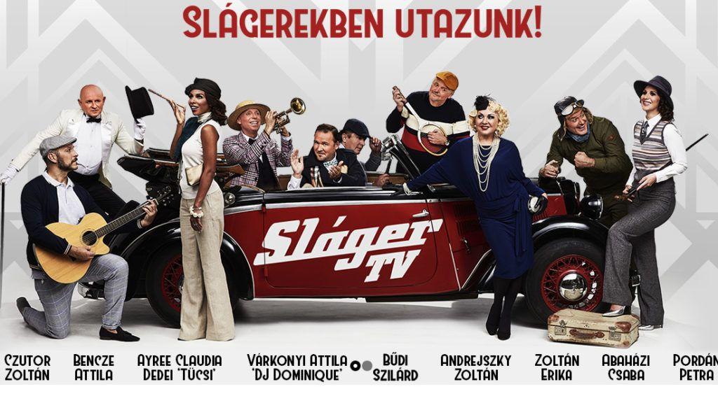 Sláger TV, tematic media group