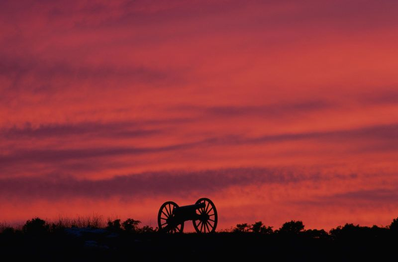 Antietam National Battlefield Sharpsburg Maryland, USA