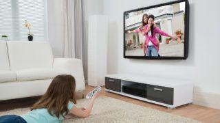 tv, gyerek