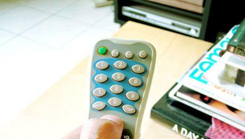 tévé, tv, távirányító