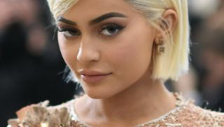 NEW YORK, NEW YORK - MAY 01: Kylie Jenner attends the 'Rei Kawakubo/Comme des Garcons: Art Of The In-Between' Costume Institute Gala at Metropolitan Museum of Art on May 1, 2017 in New York City.   Dimitrios Kambouris/Getty Images/AFP