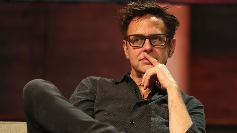 LOS ANGELES, CA - JUNE 13: Film director James Gunn attends a keynote discussion about building worlds across entertainment mediums during the Electronic Entertainment Expo E3 coliseum at the Novo LA Live on June 13, 2017 in Los Angeles, California.   Christian Petersen/Getty Images/AFP